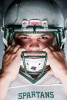 Bobby Marshburn from Athens Academy poses for a Teriffic 10 portrait in Athens, Ga. (AJ Reynolds/The Athens Banner-Herald)