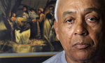 Portraits included in non-unanimous jury project that was awarded the 2019 Pulitzer Prize for Local Reporting. Wilfred Moliere, 68, is pictured in his home in front of a painting depicting a scene of the Underground Railroad in Marrero, La., Friday, April 20, 2018. Moliere was a holdout juror in the 1998 trial of Travis Hayes, which ended in a 10-2 vote. Hayes' murder conviction was later overturned.