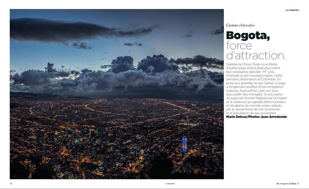 M le magazine du Monde 2013