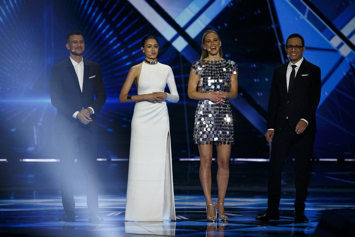 1st Eurovision Semi final on  May 14th 2019 Tel Aviv ,Israel