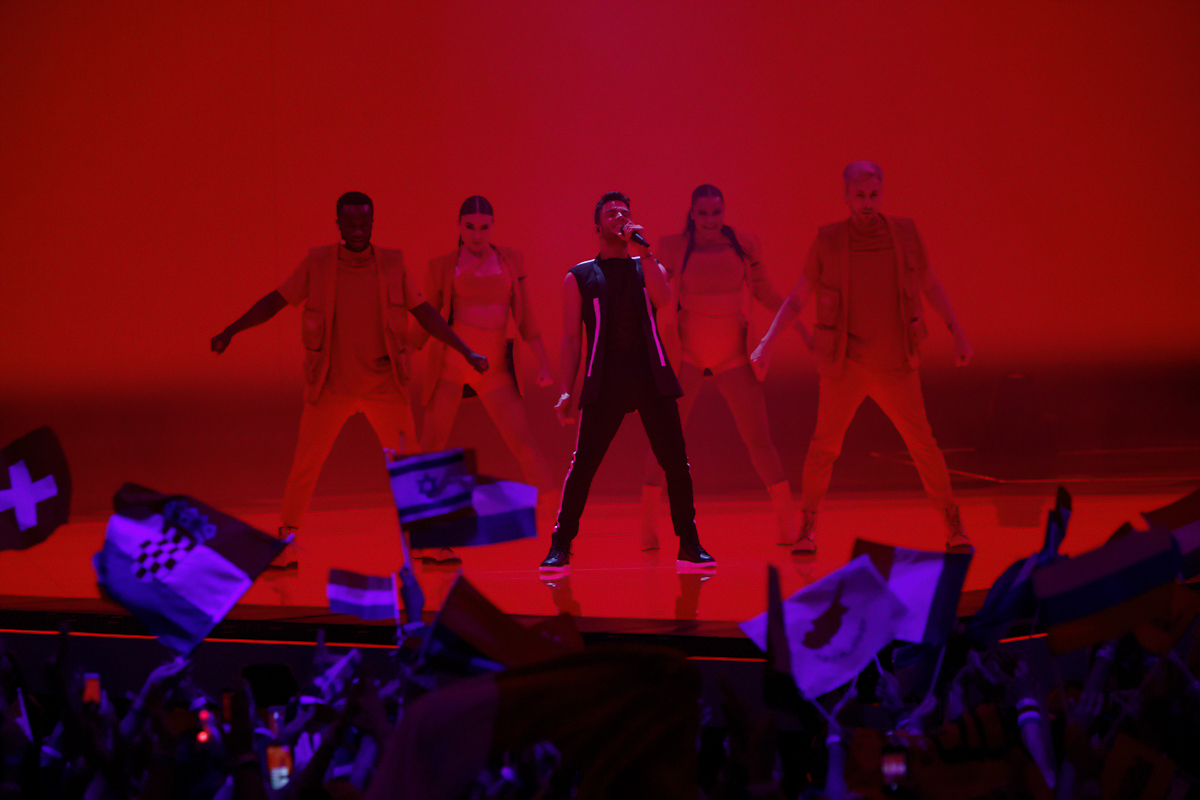 Eurovision Semi final 2nd    in Tel Aviv on May 16th, 2019