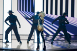 Grand final  Eurovision dress rehearsal  on  May 17th 2019 Tel Aviv ,Israel