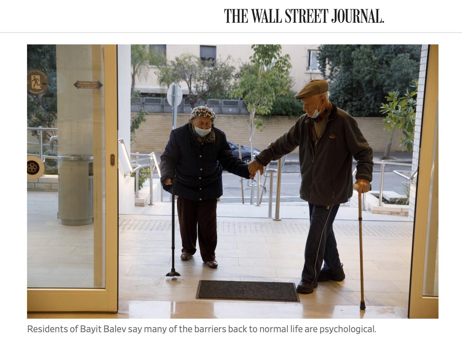 The Wall Street Journal, Febuary 2021