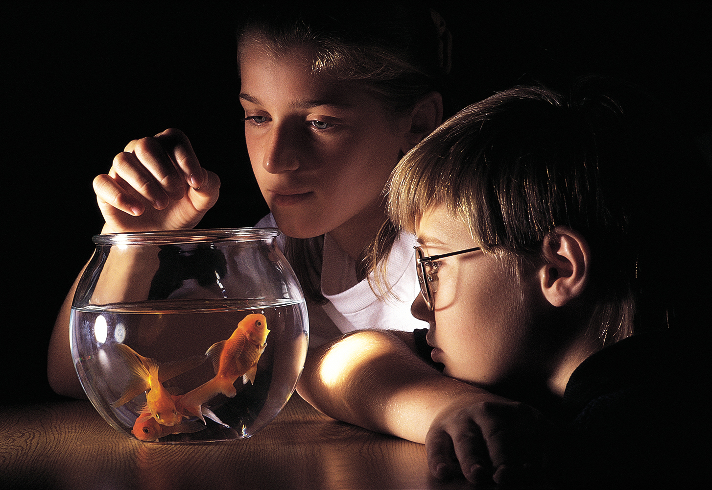 Kids_FeedingGoldfish