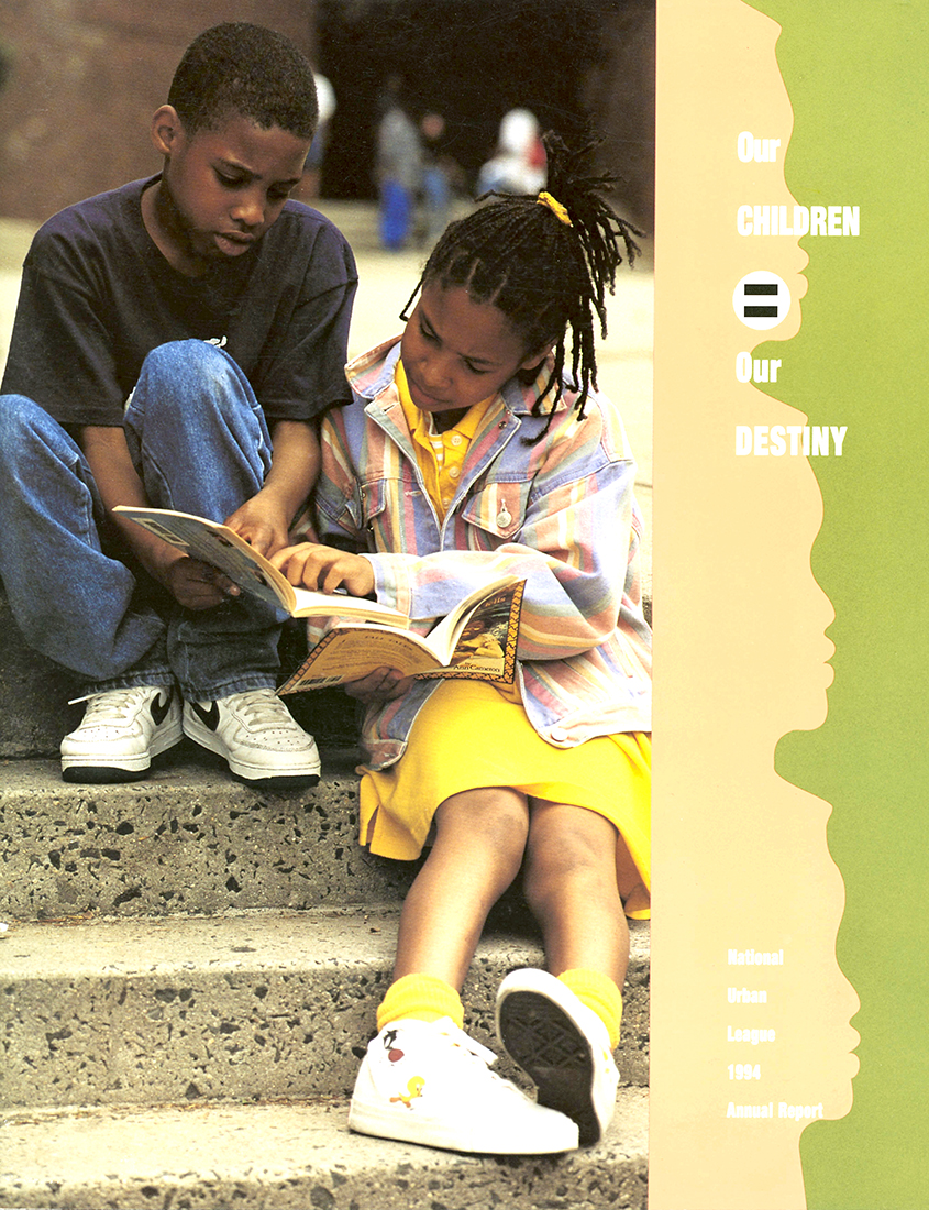 BROCHURE / THE NATIONAL URBAN LEAGUE