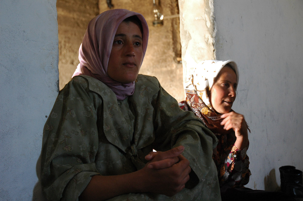 Women in Qawawis