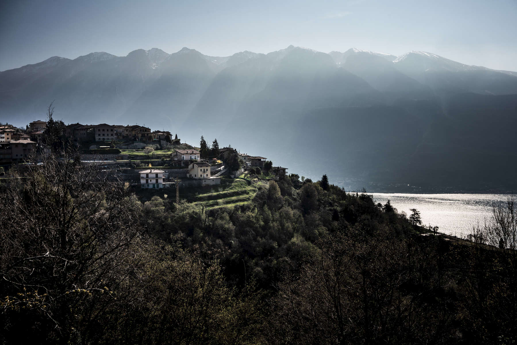 March 2019: Lago di Garda