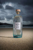 Harris Distillery gin on the beach