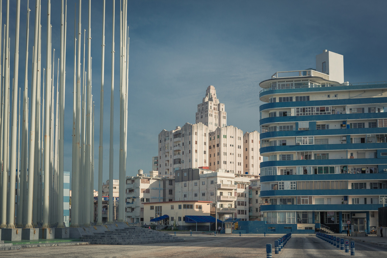 beautiful Havana buildings