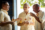 selection de Maestros at the Havana Club distillery