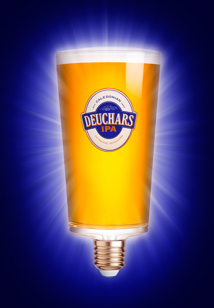 Deuchars pint