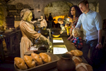 Historic Scotland  - Stirling Castle kitchens