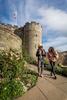 Historic Scotland  - Stirling Castle garden