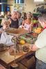 collective farm market - Havana