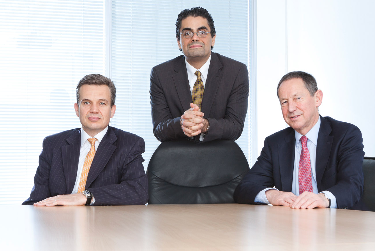 Enquest corporate photograph III
