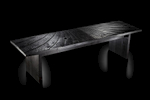 hand made wooden furniture - bench