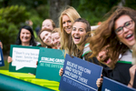 Photography for Stirling University student prospectus