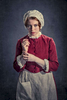 Poster and publicity images for Lyceum Theatre production of Arthur Millers The Crucible