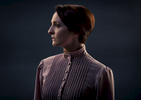 Poster and publicity images for Lyceum Theatre production of Hedda Gabler