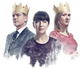 Poster and publicity images for Lyceum Theatre production of a winters tale