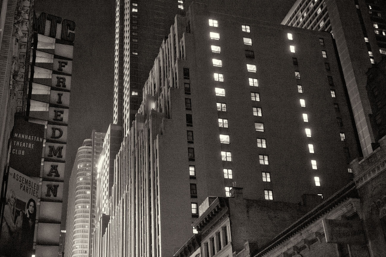 New York Dead of Night