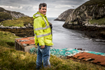 Portraits of Harris Distillery staff