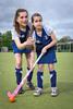 children from Kelvinside Academy hockey team