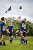 children from Kelvinside Academy Rugby team,