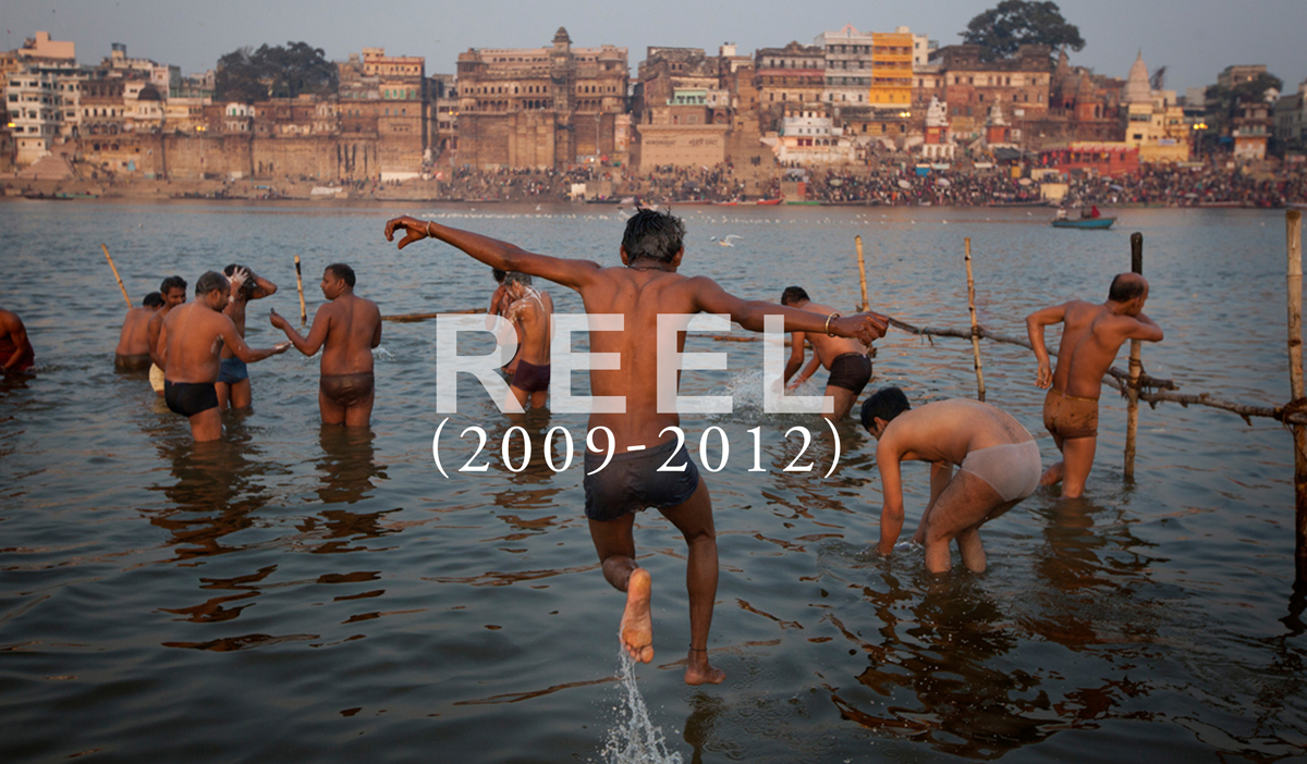{quote}REEL 2012{quote}   RAFAEL FABRÉS: PHOTOGRAPHY,  CINEMATOGRAPHY & EDITING