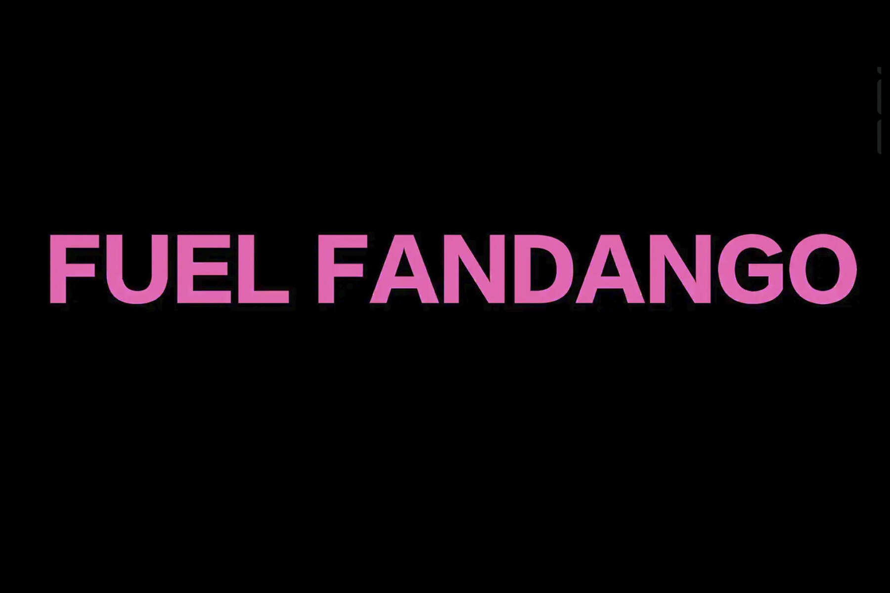 {quote}FUEL FANDANGO | SHORT FILM | RAFAEL FABRÉS: PHOTOGRAPHY | JULIAN AZCUTIA: SOUND & CINEMATOGRAPHY