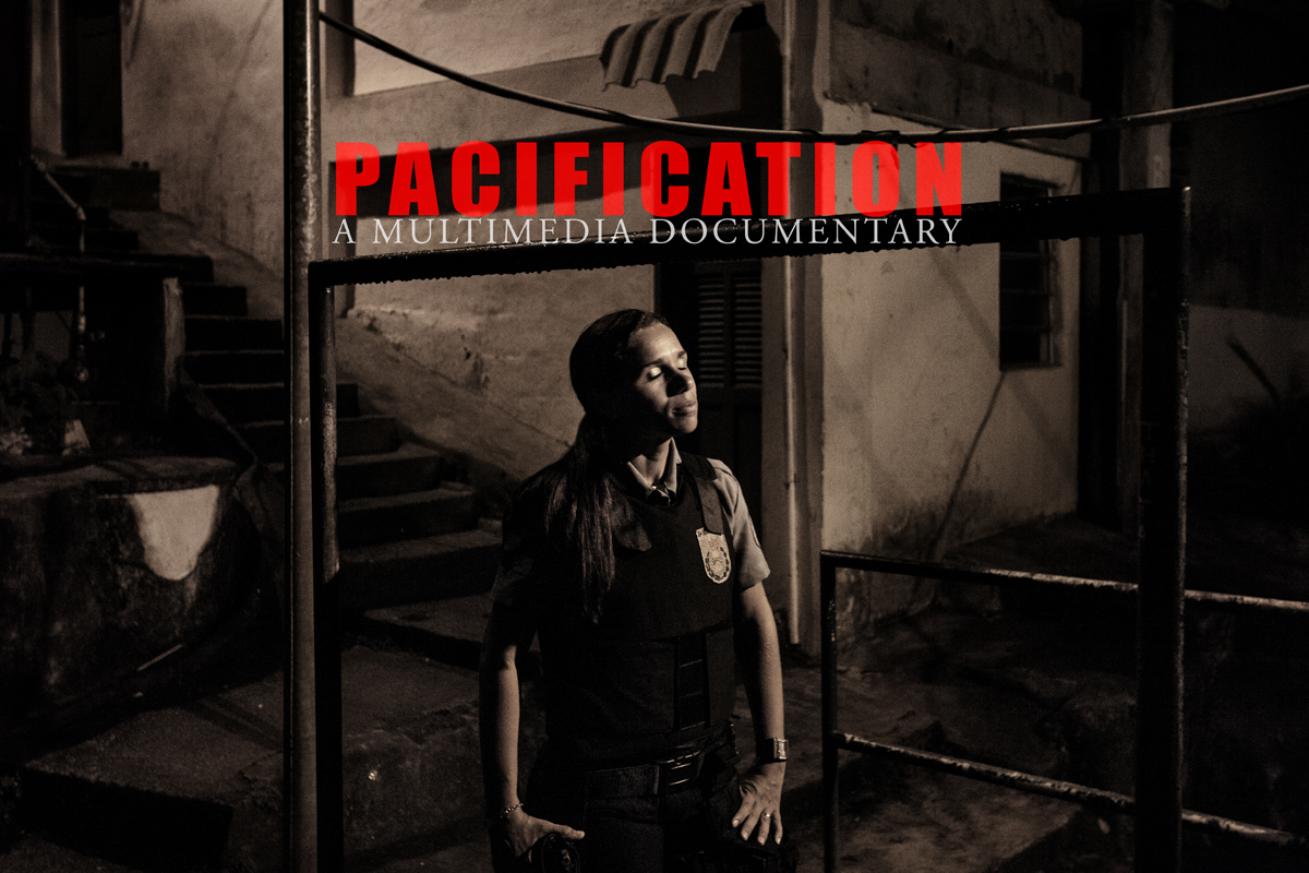 {quote}PACIFICATION{quote} | DOCUMENTARY FILM | RAFAEL FABRÉS: PRODUCTION, CINEMATOGRAPHY & EDIT | JOSÉ BAUTISTA-KANSEISOUNDS