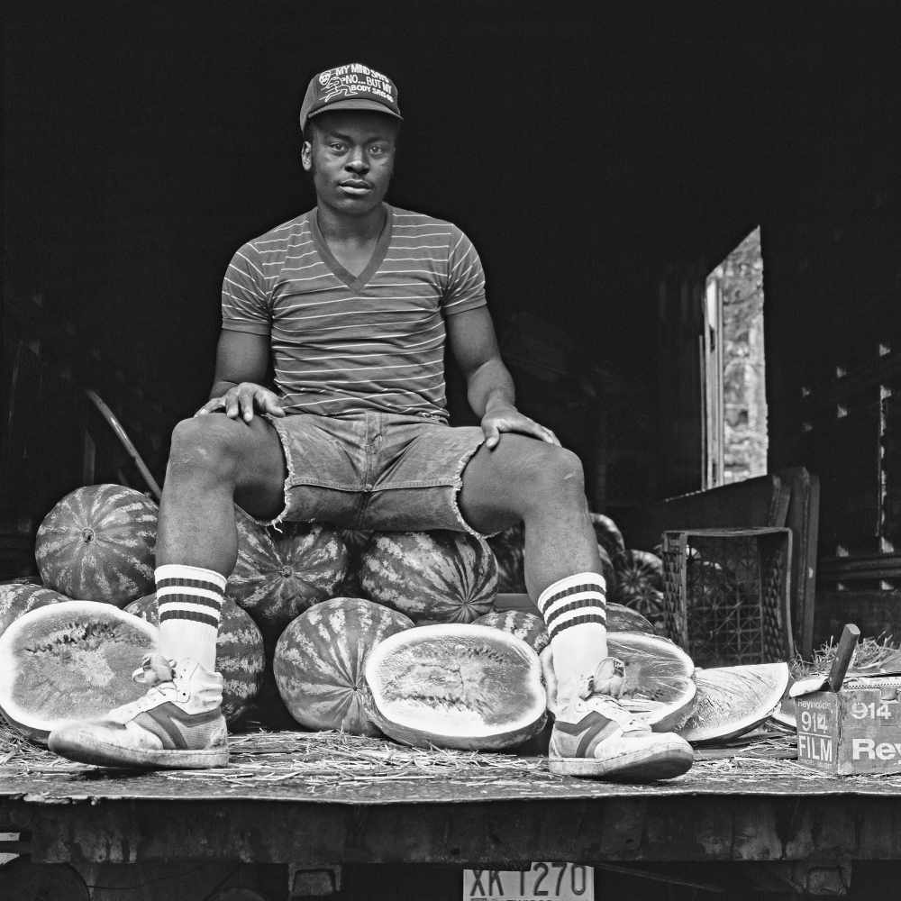 YoungMan_SellingWatermelons