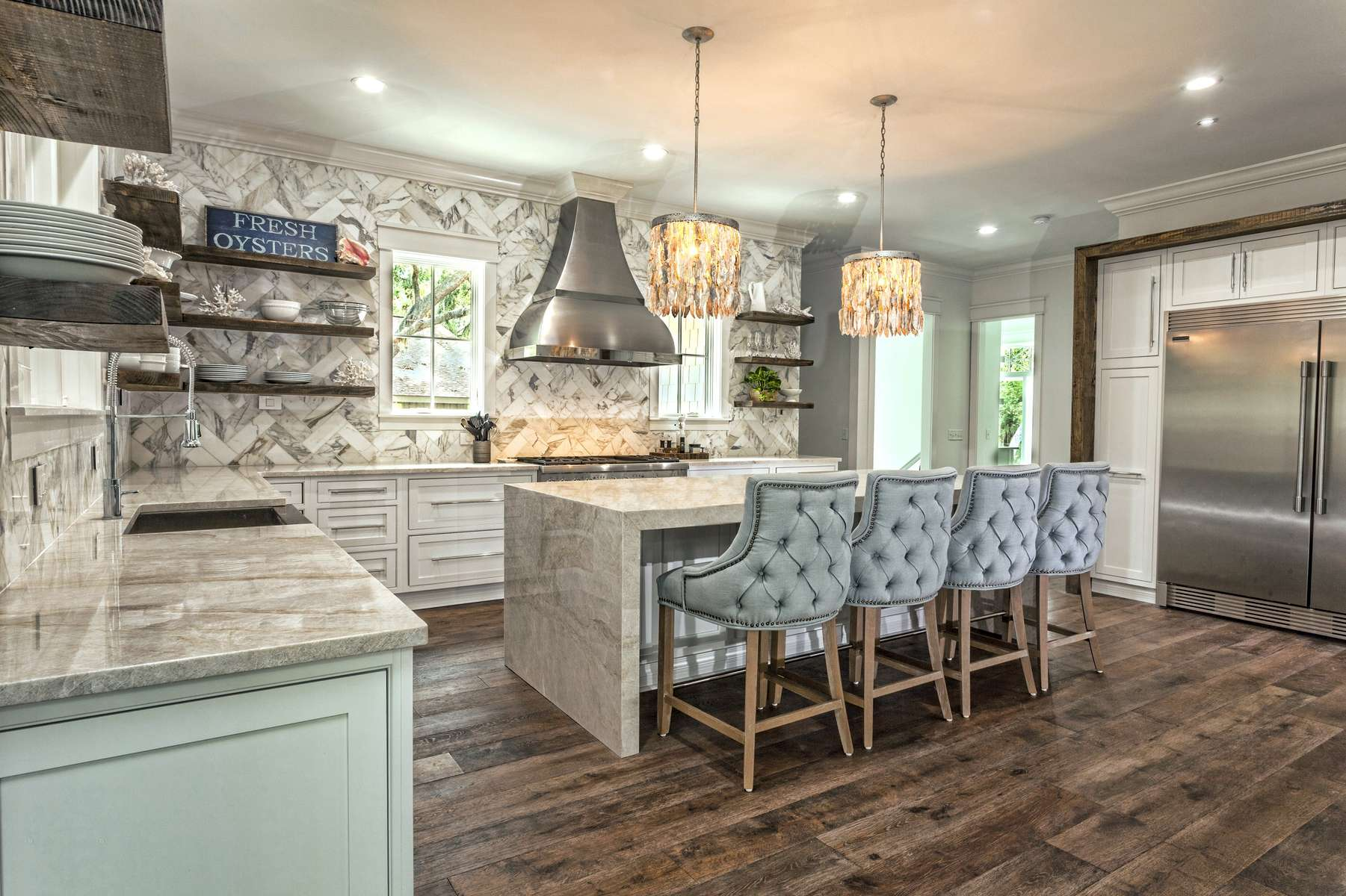 Best New Home Kitchen by Terri Puma Designs LLC