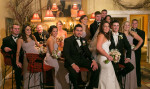 union hill inn wedding photo
