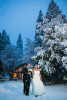 winter wedding in lake tahoe