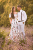 indian engagement session at pageo lavender farm in turlock