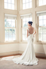 bridal portrait at a kohl mansion wedding