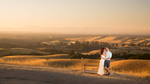 Palo Alto Engagement Session at sunset