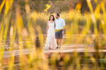 Palo Alto Engagement Session, at the Foothills Park
