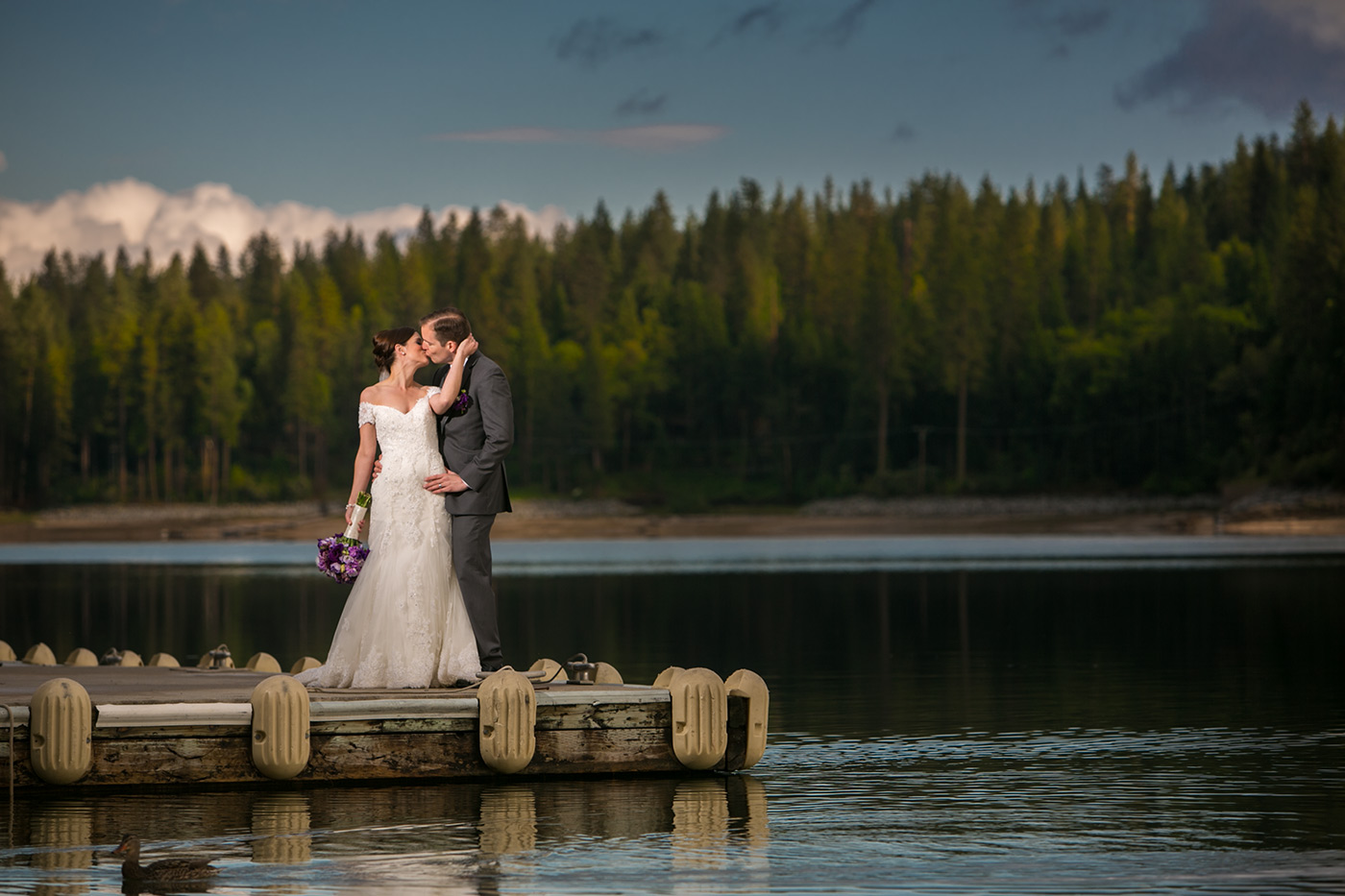 pines resort bass lake wedding