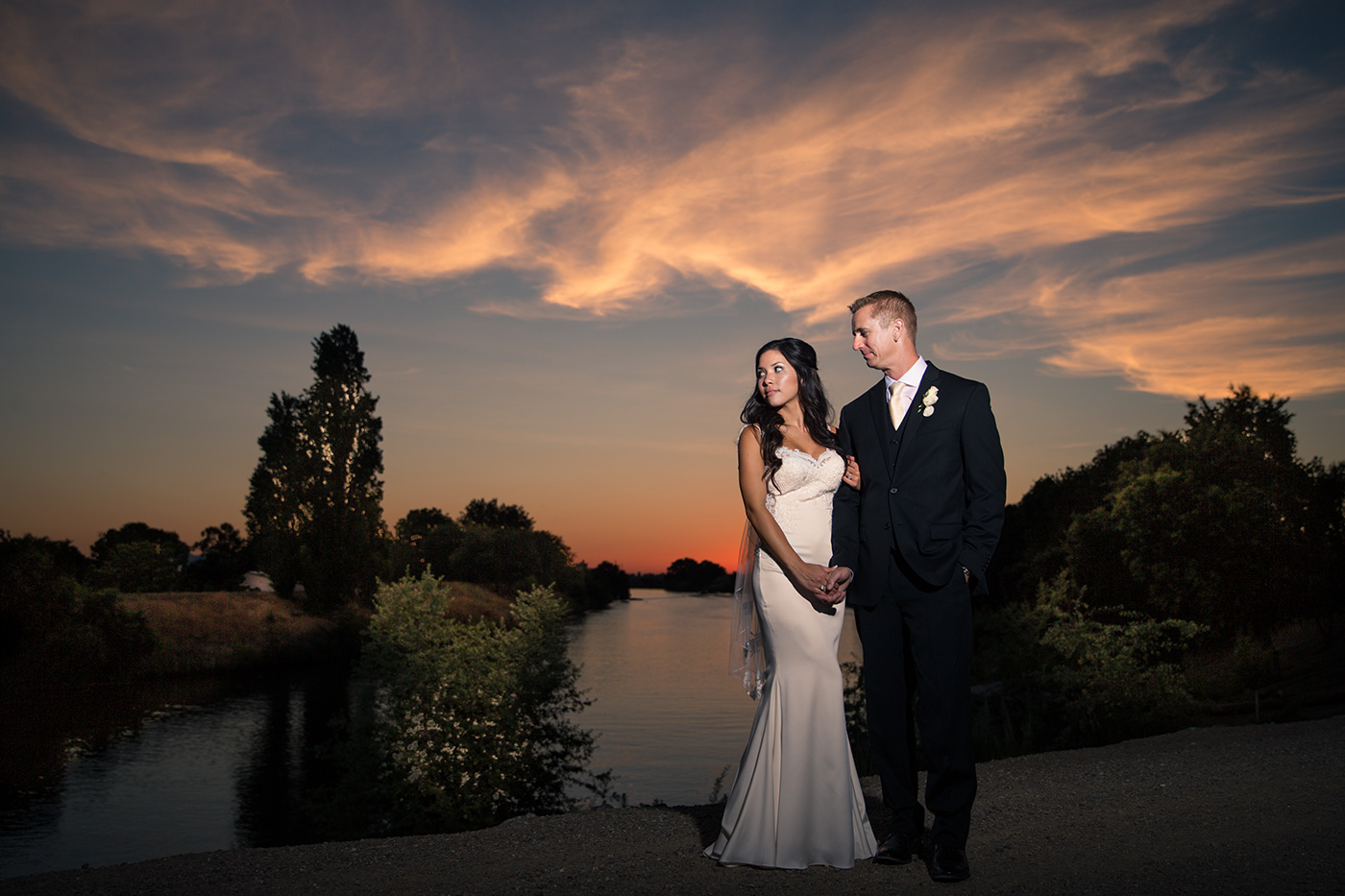 Wedding at The Rivermill