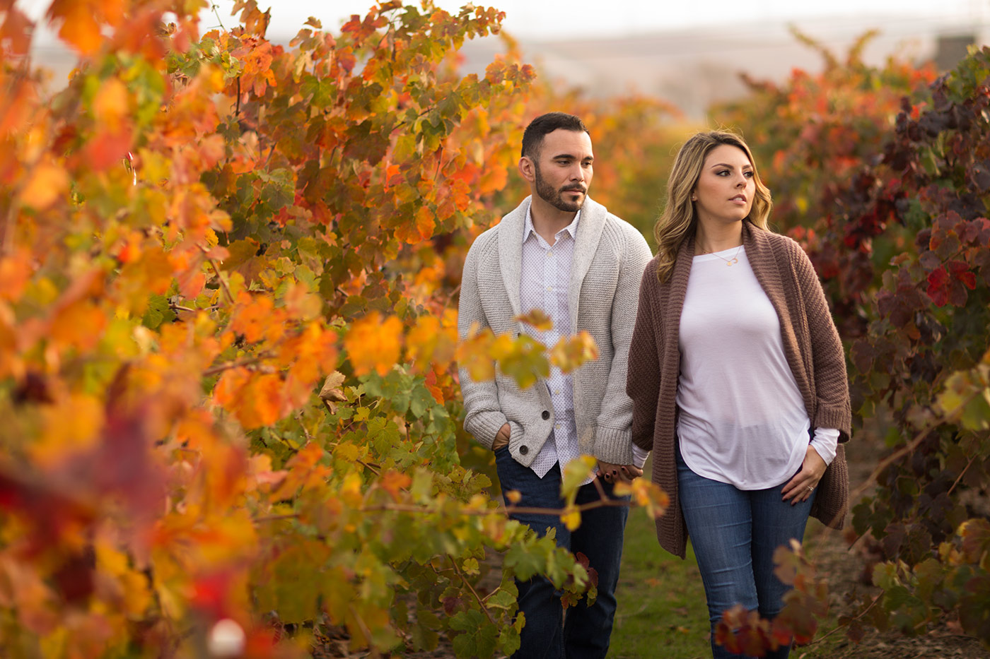 Livermore engagement session