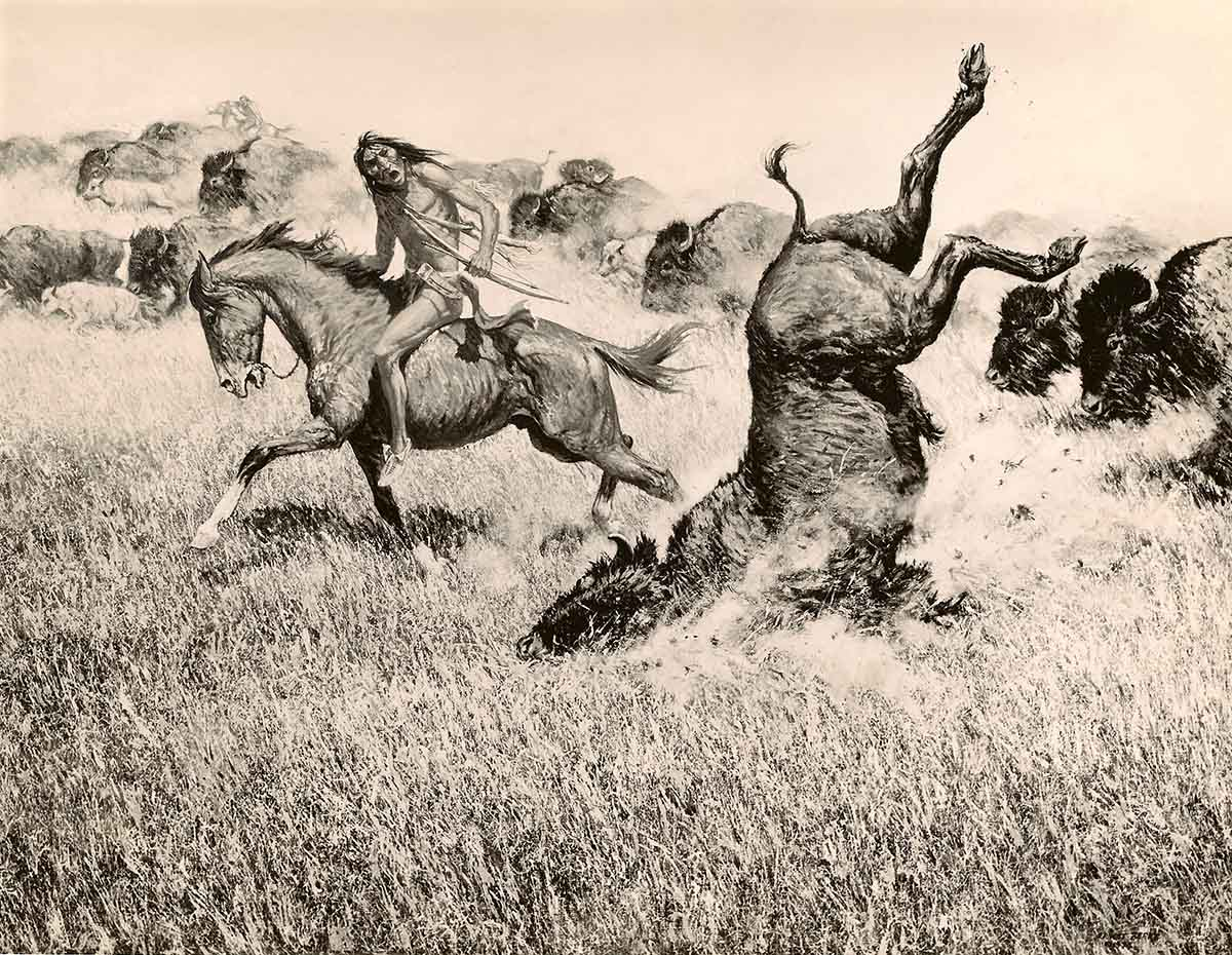 Buffalo_hunt_painting