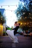 Cornerstone Gardens Wedding Photo at Dusk.  Photo captured by Sonoma Based Award Winning Celebrity Wedding Photographer using Natural light and a Documenatry Style.