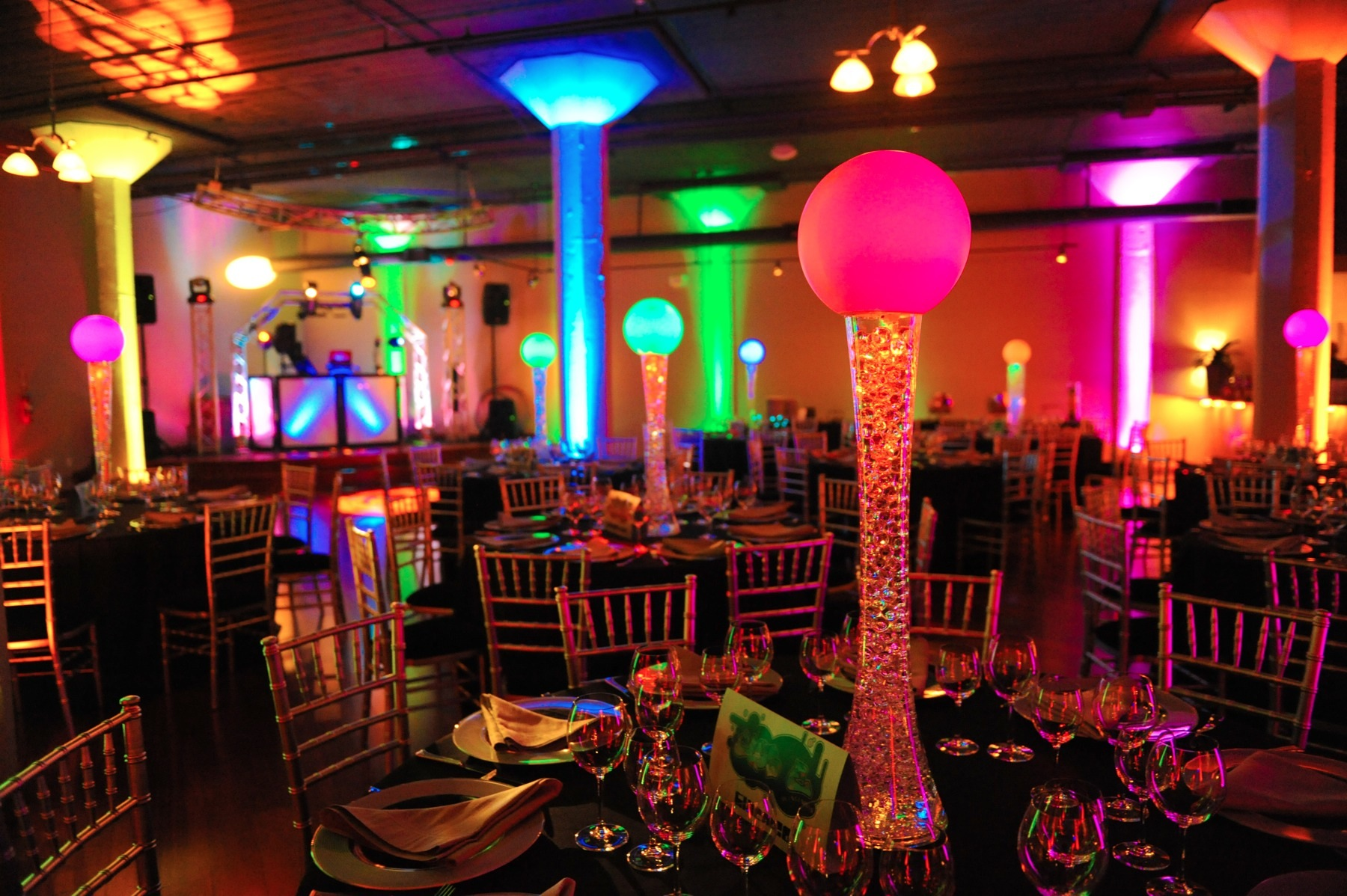San Rafael Bar Creative Mitzvah Party Image / Photo