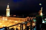 San Francisco City Hall Elopement and Reception on the Embarcadero at the Hotel Vital Wedding Image / Photo