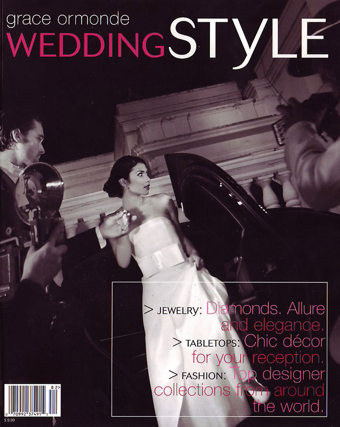 Bay Area's enLuce Photography Wedding Style Magazine Press