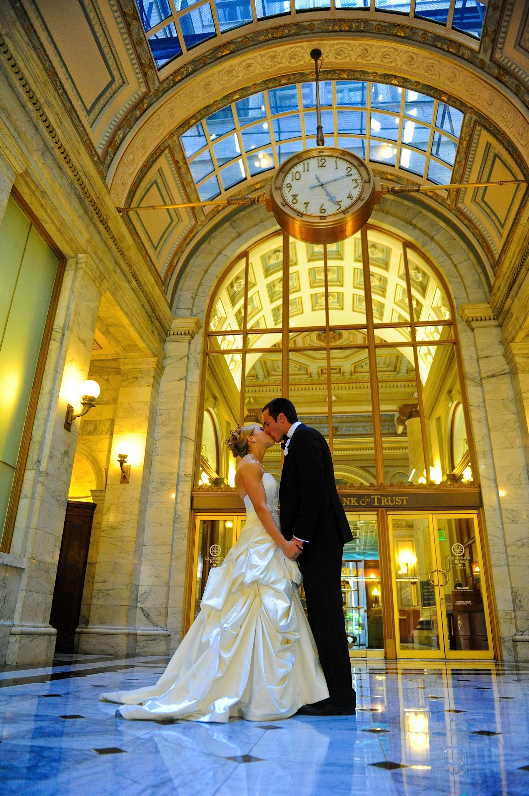 The Julia Morgan Ballroom & Saints Peter & Paul Church San Francisco Wedding Photographer.  Specializing in Destination and Elopement Photography in the Bay Area including the East Bay and the Peninsula