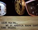 Dear Pen Pal photo © Anne Turyn