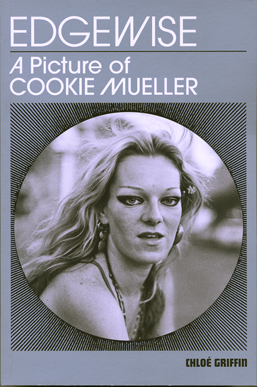 EdgewiseA Picture of Cookie Muellerby Chloe Griffinb-books Verlag, Berlin 2014